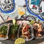 Mixed Taco Platter